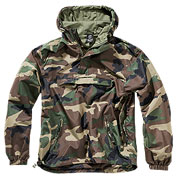 Brandit Windbreaker Summer woodland