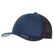 Baseball Cap Flexfit Mesh Trucker navy