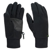 F-Lite Fleece Handschuh Waterproof schwarz