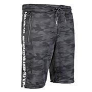 Mil-Tec Shorts Sweat Training Pants dark camo