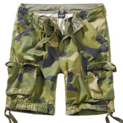 Brandit Shorts Urban Legend swedish camo M90