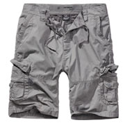 Brandit Shorts Ty Paper Touch charcoal grey
