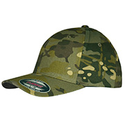 Flexfit Cap tropic multicam