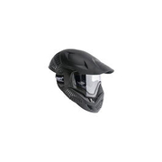 Paintball Maske Annex MI-7 Full Head schwarz Thermalglas