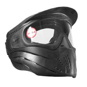 JT Premise Paintball Schutzmaske schwarz Single Glas