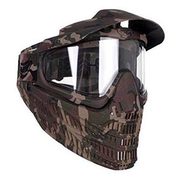 JT Paintball Schutzmaske Flex 8 Spectra camo Thermal Glas