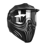 Empire Paintball Schutzmaske Helix schwarz Single Glas