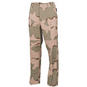 MFH Army Hose Ripstop BDU-Style 3-color-desert