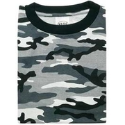 MFH T-Shirt halbarm urban city camo