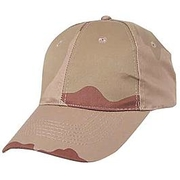 Baseball Cap desert 3-color