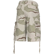 Paratrooper Shorts washed desert