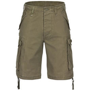 Paratrooper Shorts washed oliv