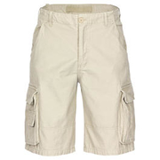 Aviator Shorts satin khaki