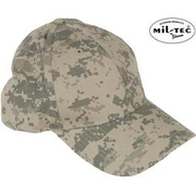 Mil-Tec Baseball Cap Baumwolltwill AT-digital