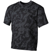 T-Shirt Russian-Night-Camo