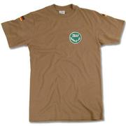 brand new 0ecf5 03e2d T-Shirt ISAF, MMB, khaki