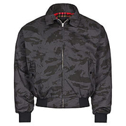 Harrington Jacke, russian-night-camo