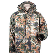 Multifunktionsjacke MT-Plus Mil-Tec
