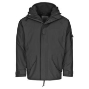 Multifunktionsjacke MT-Plus Mil-Tec schwarz