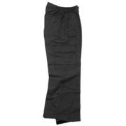 Seven Pocket Pants, Hose, schwarz