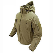 S.T. Condor Summit Softshell Outdoor Jacke tan