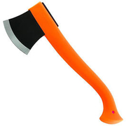 Mora Beil Carbon Stahl orange