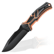 Alpina Sport Outdoormesser ODL schwarz orange