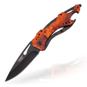 Herbertz Einhandmesser camo orange