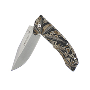Black Ice Einhandmesser Ace green