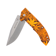 Black Ice Einhandmesser Ace orange