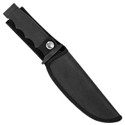 Black Ice Outdoormesser Outlaw schwarz inkl. Nylonscheide