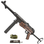 AGM MP40 Vollmetall S-AEG 6mm BB braun