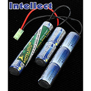 Intellect Akku 9.6V 3600mAh f. Crane Stock