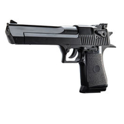Israel Eagle Federdruck Softair Pistole 6 mm BB schwarz