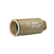 MadBull / Noveske KX3 Amplifier Flash Hider desert / tan