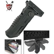 King Arms RIS 5-Position Tactical Grip schwarz