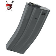 King Arms M4/M16 Magazin 120er schwarz (Metall)
