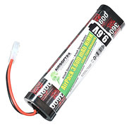 Airsoft24 AirPack Akku 9.6V 3600mAh NiMH Large-Type mit TAM Anschluss