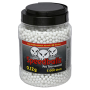 Speedballs Pro Tournament BBs 0,12g 5.000er Container weiss