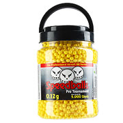 Speedballs Pro Tournament BBs 0,12g 5.000er Container gelb