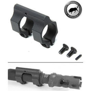MadBull M4/M16 Daniel Defense Low Profile Gas Block