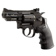 ASG Dan Wesson Softair 2,5 Zoll 6mm BB CO2 Revolver schwarz
