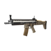 Wei-ETech Socom-L Vollmetall AWSS Open-Bolt Gas-Blow-Back 6mm BB desert
