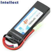 Intellect LiPo Akku 11,1V 1600mAh 20C Small-Type