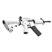 G&G Chione 16 Blowback S-AEG Softair White Special Edition