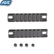 ASG 22mm Side Rails Set f. CA / TM / Ares G36C / G36K