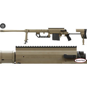 Socom Gear CheyTac M200 Intervention 8mm BB Gas Bolt Action Snipergewehr tan