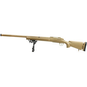 Echo1 M28 Bolt Action Snipergewehr Generation 2 Springer desert tan