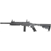 KJ Works KC-02 Special Teams Carbine Gas-Blow-Back 6mm BB schwarz