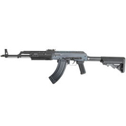 Wei-ETech AK-74 PMC Vollmetall AWSS Open-Bolt Gas-Blow-Back 6mm BB schwarz